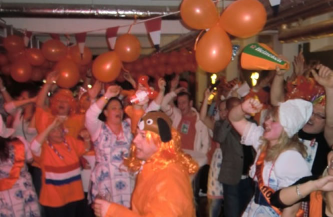 Typisch Hollandse spelshow